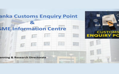 Sri Lanka Customs Launched an Enquiry Point & SME Information Centre